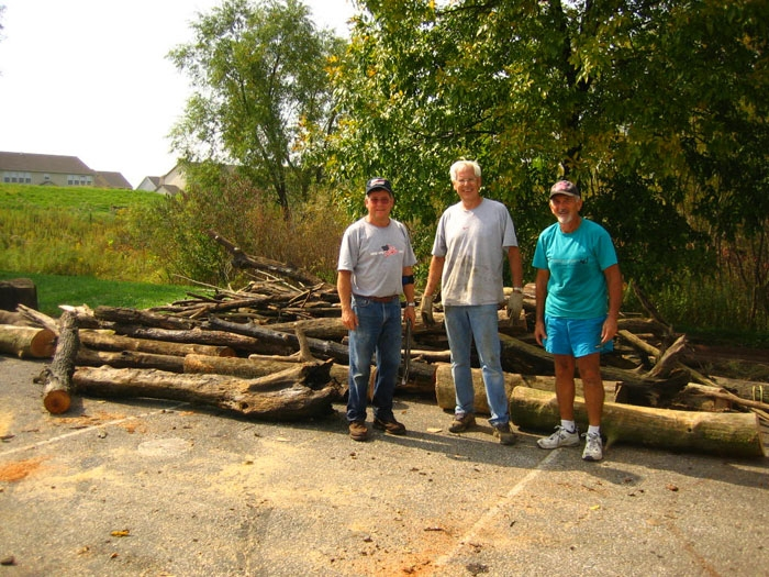 Morse Lake Clean Up 2006 2